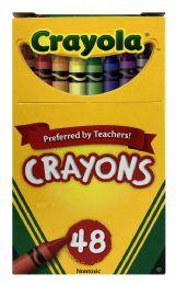 6 Units of Crayola Crayons - Crayon