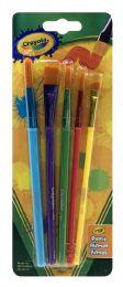 12 Units of Crayola Paint Brush 5 - Paint