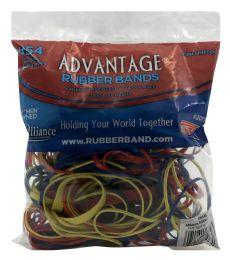 18 Units of Advantage Rubber Bands - Rubber bands