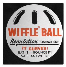 48 Units of Wiffle Ball Regulation Baseball Size - Toys & Games