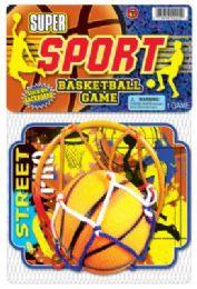 12 Units of Basketball Hoop Shot 6.5x9 - Seasonal Items