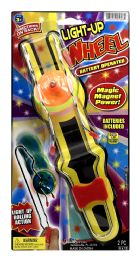 12 Units of Light-Up Wheel - Toys & Games