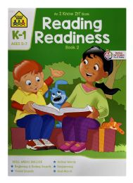 6 Units of Reading Readiness Book 2 - Books
