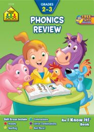 6 Units of Workbook Phonics Review 2 3 - Books