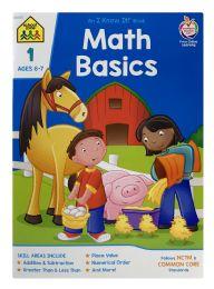 8 Units of School Zone An I Know It! Book Math Basics - Books