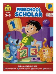 6 Units of School Zone - Books