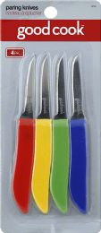 12 Units of Gc Knife Paring 4Ct 18765 - Kitchen Knives
