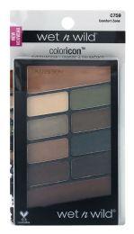 6 Units of Wet N Wild Color Icon Eyeshadow C759 Comfort Zone - Eye Shadow & Mascara