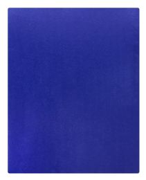 200 Units of School Grade Two Pocket Portfolio, Fasteners, Assorted Colors, 100 Per Pdq - Office Accessories