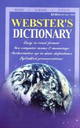 12 Units of Dictionary Promo Webster - Office Accessories