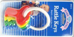 6 Units of Rattle Key - Baby Toys