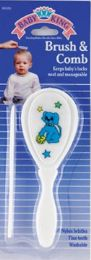 8 Units of Baby Comb And Brush Set - Baby Accessories