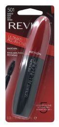 4 Units of Revlon Ultimate AlL-IN-One Mascara 501 Blackest Black - Eye Shadow & Mascara