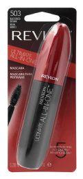 4 Units of Revlon Ultimate AlL-IN-One Mascara 503 Blackened Brown - Eye Shadow & Mascara
