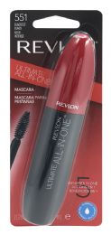 4 Units of Revlon Ultimate AlL-IN-One Mascara 551 Blackest Black - Eye Shadow & Mascara