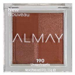 8 Units of Almay Eyeshadow 190 Unapologetic - Eye Shadow & Mascara