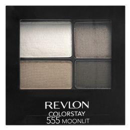 8 Units of Revlon Colorstay 16 Hour Eye Shadow 555 Moonlit - Eye Shadow & Mascara