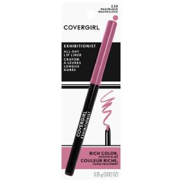 8 Units of Covergirl Exhibitionist Lip Liner 230 Mauvelous - Lip & Eye Pencil