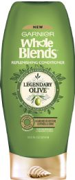 6 Units of Garnier Whole Blends Replenishing Conditioner Legendary Olive, For Dry Hair, , 12.5 Fl. Oz. - Shampoo & Conditioner