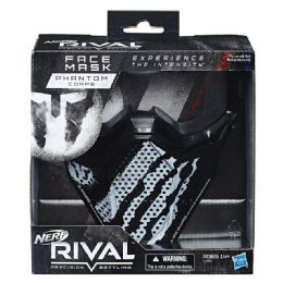 6 Units of Nerf Rival Face Mask White - Toy Weapons