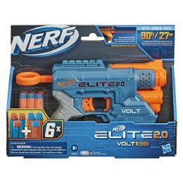 8 Units of Nerf Elite 2.0 Volt Sd-1 Blaster - Toy Weapons