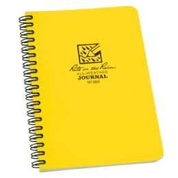 24 Units of Side Spiral Yellow Journal - Note Books & Writing Pads
