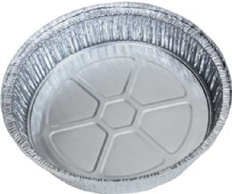 200 Units of Foil Usa Cake Pan Round 9in - Pots & Pans