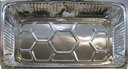 100 Units of Foil Usa Steam Pan Full Size - Pots & Pans