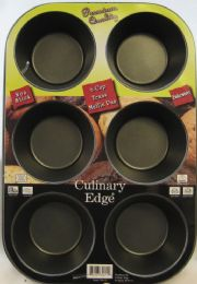 6 Units of Muffin Pan Fnt 6in - Pots & Pans