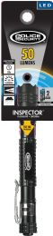 16 Units of Police Secur Flshlt Inspector - Hardware Miscellaneous