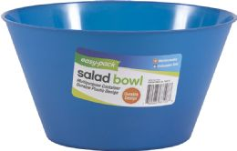 6 Units of Fl Salad Bowl 81Z 8108 - Plastic Bowls and Plates