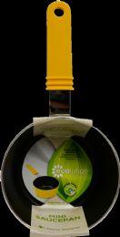 4 Units of Sauce Pan Mini 0.3qt Yello Eco - Pots & Pans