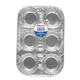 54 Units of Jiffy Foil Muffin Pan 2ct - Pots & Pans