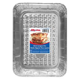 42 Units of Jiffy Foil Giant Lasagna Pan - Pots & Pans