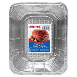 50 Units of Jiffy Foil Deep Roaster Pan 1ct - Pots & Pans