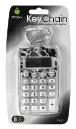 10 Units of Datexx Keychain Calculator - Calculators
