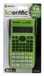 6 Units of Datexx Scientific Calculator - Calculators