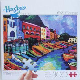 4 Units of Ez Grasp Puzzle 300 Pc 2012 - Puzzles