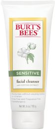 4 Units of Sensitive Facial Cleanser - Bath And Body