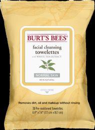 6 Units of Facial Towelettes Wht Tea 30Ct - Bath And Body