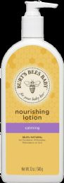 6 Units of Babybee Noursh Lotion Calm 12Z - Bath And Body