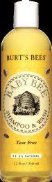 6 Units of Burt S Bees Baby Shmp Wsh 12z - Baby Accessories