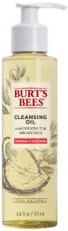 6 Units of Burts Bees Facial Cleansng Oil - Bath And Body
