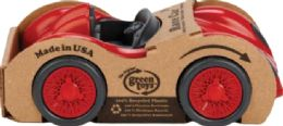 6 Units of Race Car Red - Baby Toys