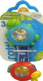 6 Units of Rattle Shaken Shells - Baby Toys