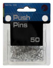24 Units of Ava Push Pins - Push Pins and Tacks