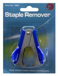 12 Units of Ava Staple Remover - Staples & Staplers