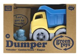 4 Units of Green Toys Dumper - Baby Toys