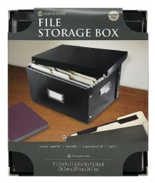 8 Units of Snap-N-Store File Storage Box - Boxes & Packing Supplies