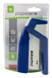 4 Units of Paperpro One-Finger Stapling 20 Sheets - Staples & Staplers